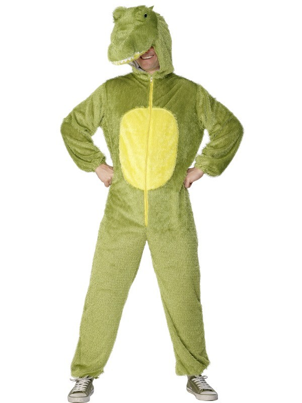 Alligator costume for adults