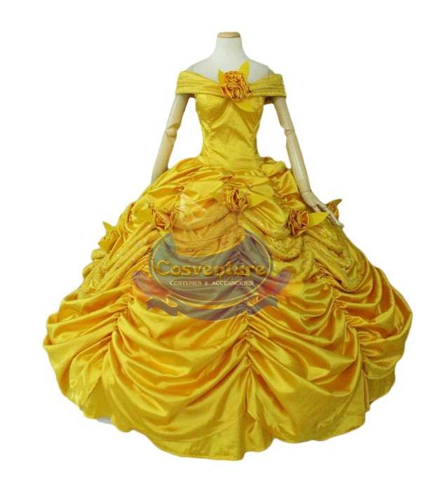 b18f6bc676 Princess Belle Ball Gown from Beauty and the Beast