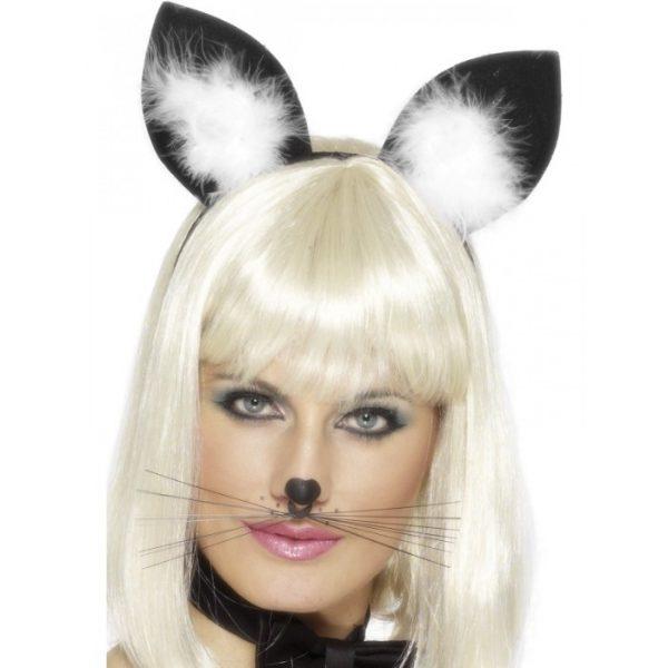 Cat Ears on Headband
