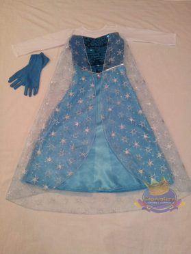 Devine Elsa with Gloves