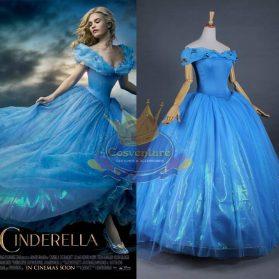 Cinderella costume 2015