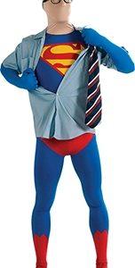 Superman 2nd Skin
