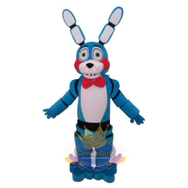 five nights at freddy s fnaf toy bonnie mascot costume cosventure