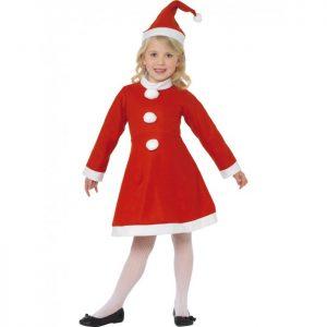 santa-girl-child