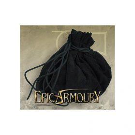Round Bag, Black