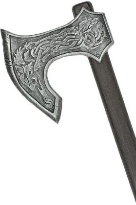 Calimacil Krieger One Handed LARP Axe