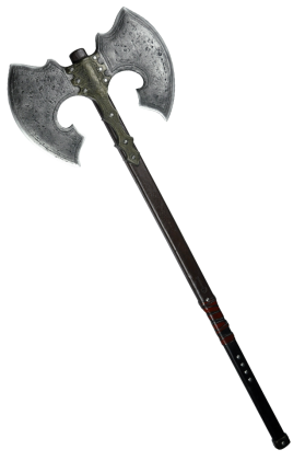 Calimacil Thorgrim LARP Double Axe
