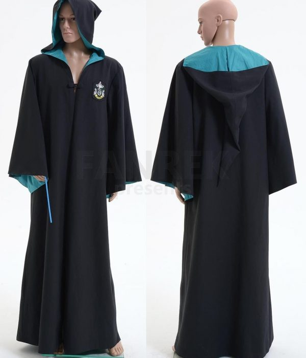 Adults Harry Potter Slytherin Robe | Cosventure