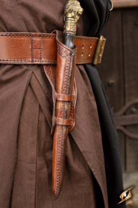 Wand Holster Brown