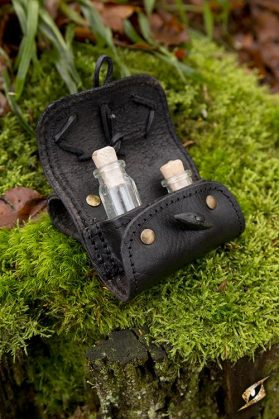 Epic Armoury Potion Holder Black