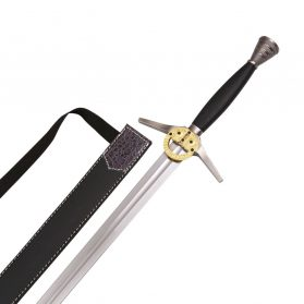 The Witcher TV Sword w Scabbard