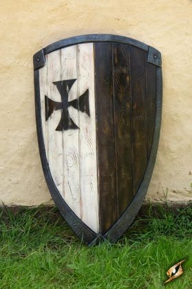 Black Templar Shield - Epic Armoury