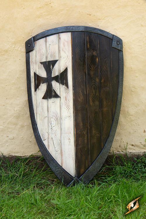 Black Templar Shield - Epic Armoury