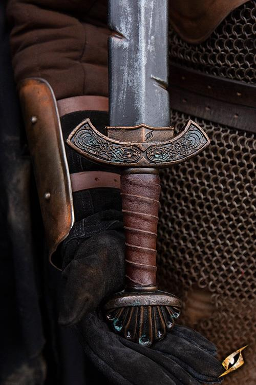 Epic Armoury Battleworn Viking Sword