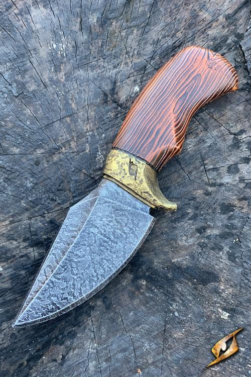 Epic Armoury Broad Knife - Gold