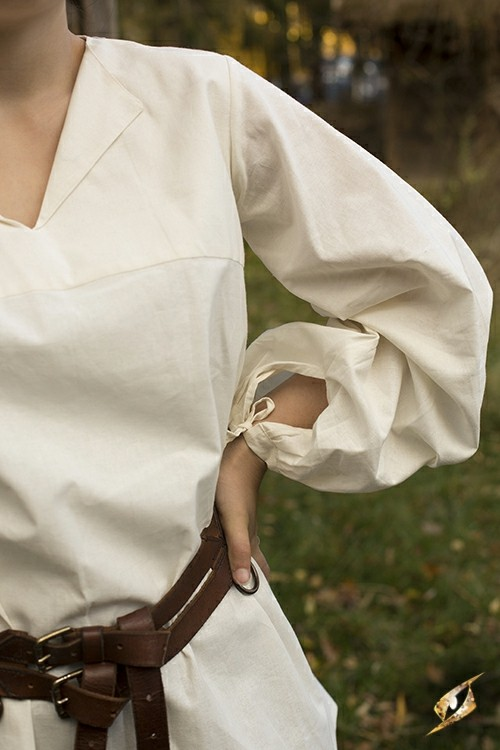 Godfrey Shirt - Off White 3