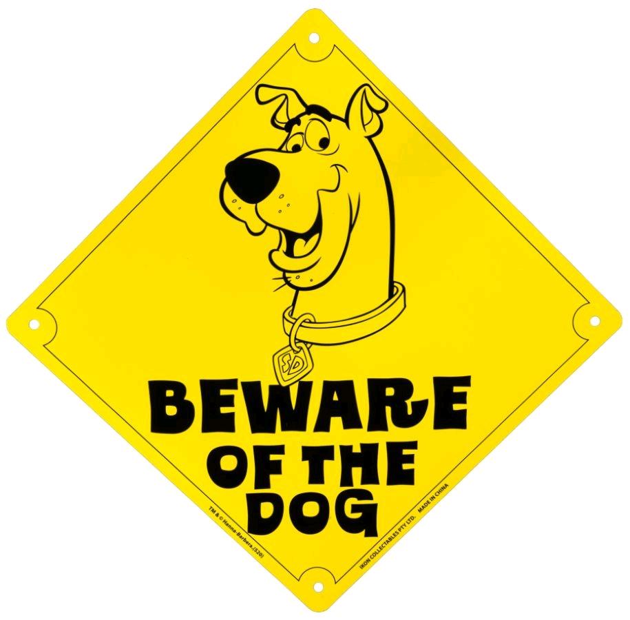 IKO1755--Scooby-doo-Tin-Sign-001