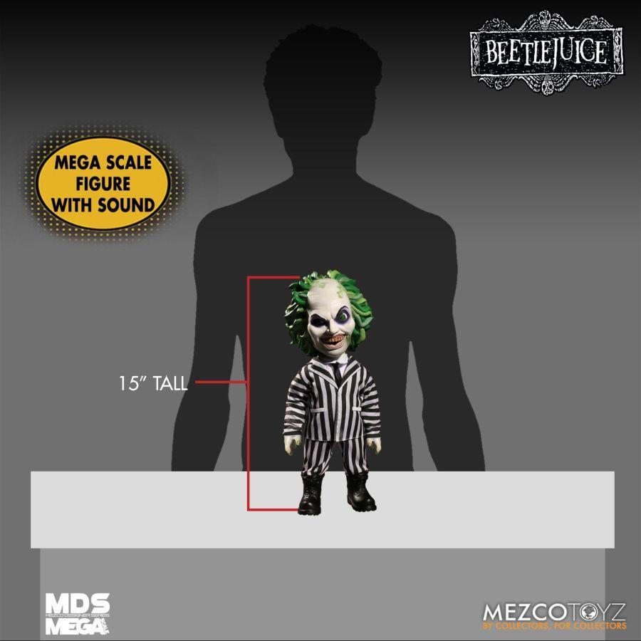 MEZ90403--Beetlejuice-15-Mega-Scale-Figure