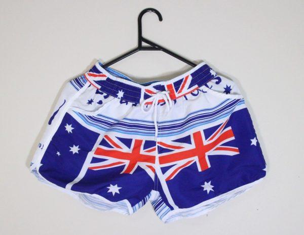 Ladies Aussie Shorts