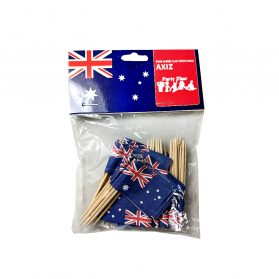 Aussie Flag Toothpicks