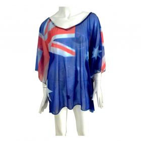 Aussie Flag Beach Kaftan