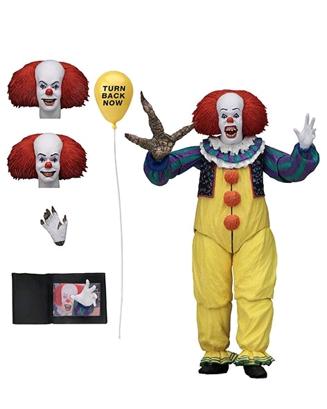 NEC45471--It-Pennywise-Ultimate-7-Version-2-Figure