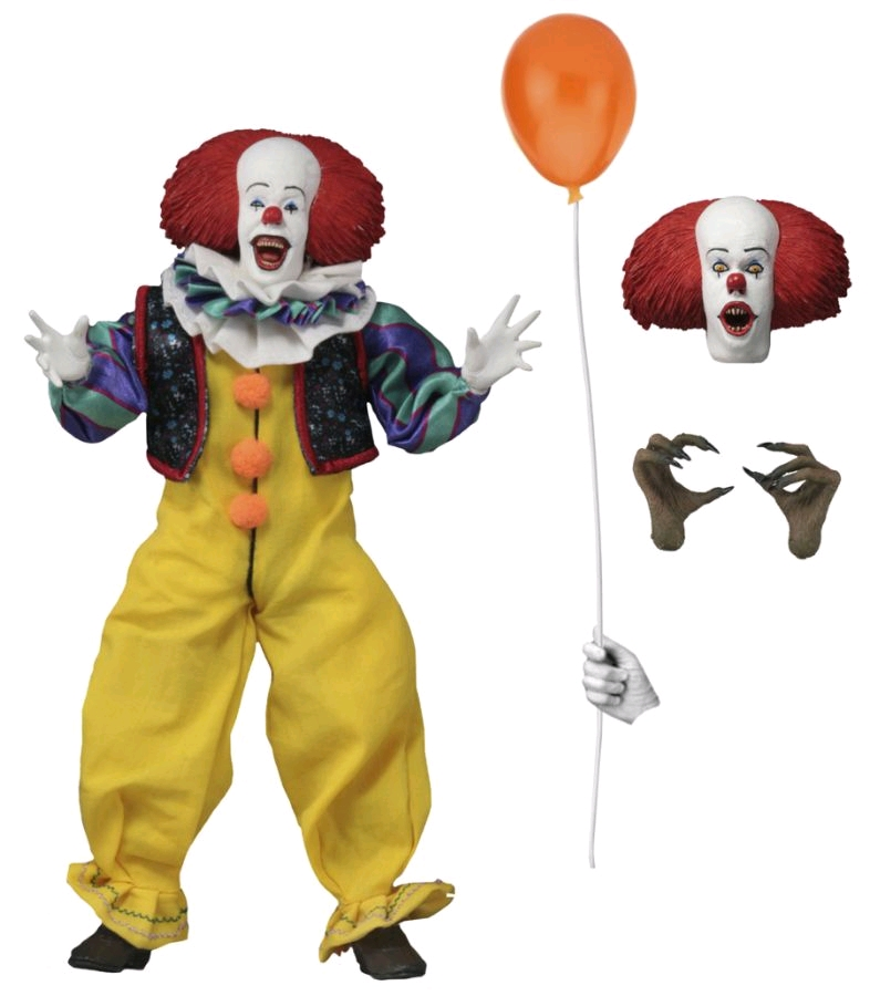 NEC45472--It-Pennywise-8-Clothed-Figure