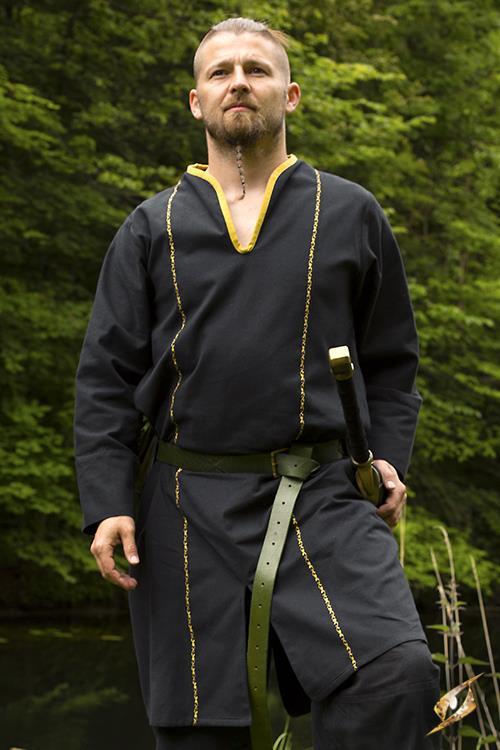 Elven Tunic Black Large