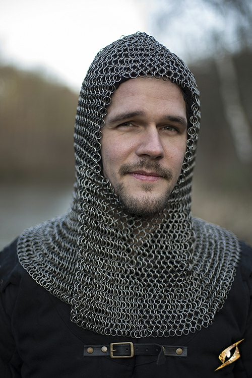 Alaric Chain Hood Large - Epic Armoury