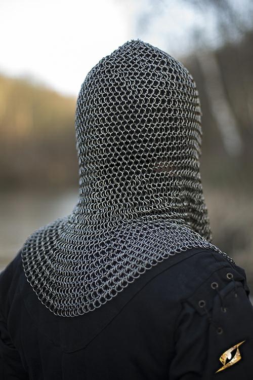 Alaric Chain Hood Large - Epic Armoury