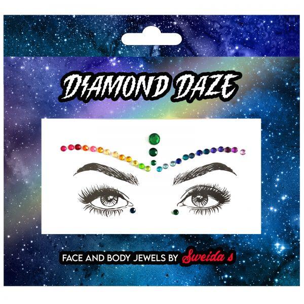 Face Jewels - Pride