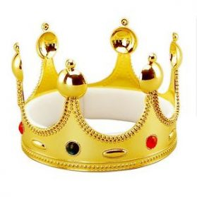 Gold Kings Crown Cosventure