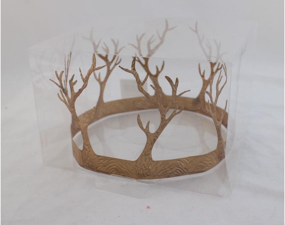 Golden Thorne Crown