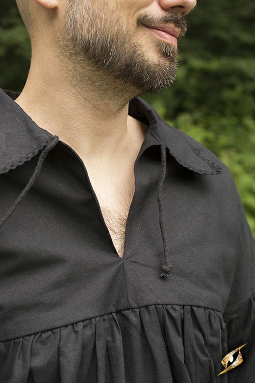 Aramis Shirt Black