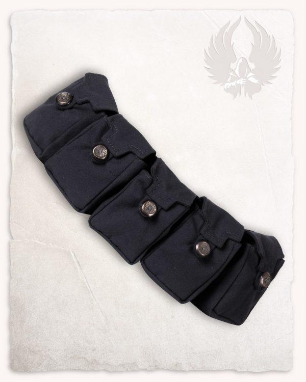 Borchard Belt Bag Black