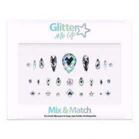 Mix and Match Face Gems