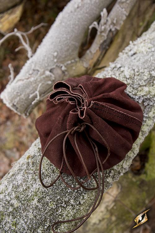 Round Bag Brown