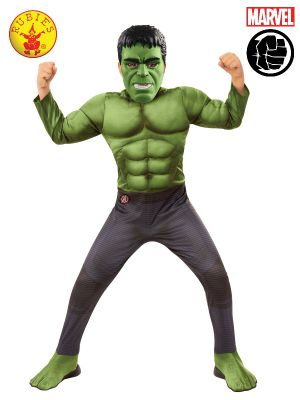 Hulk Deluxe Costume Child