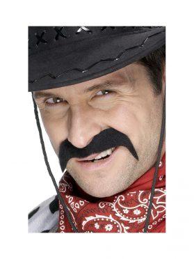 Black Cowboy Tash