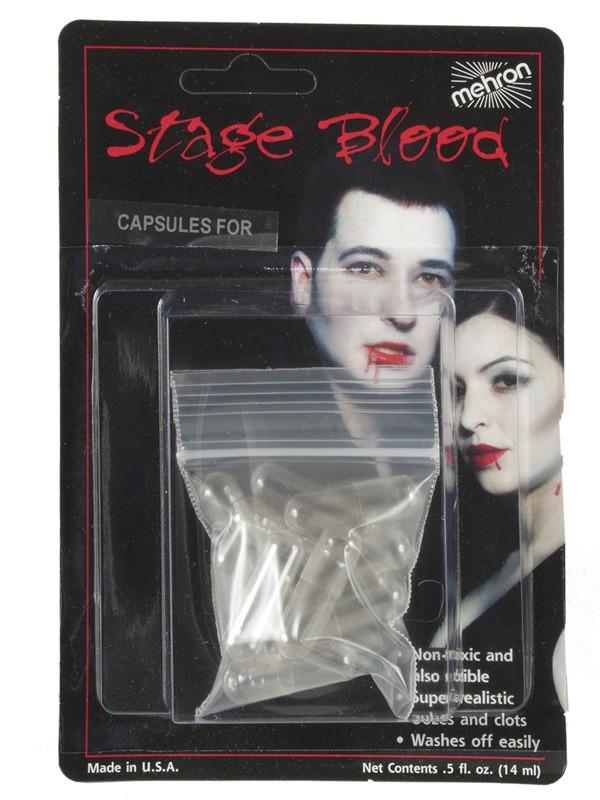Blood Capsules 12 Pack