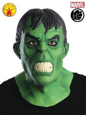 Hulk Overhead Latex Mask