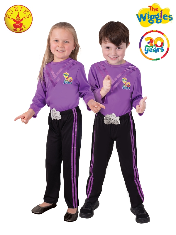 LACHY WIGGLE DELUXE 30TH ANNIVERSARY COSTUME