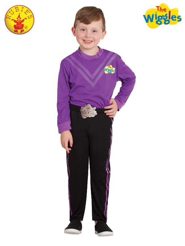 LACHY WIGGLE DELUXE COSTUME