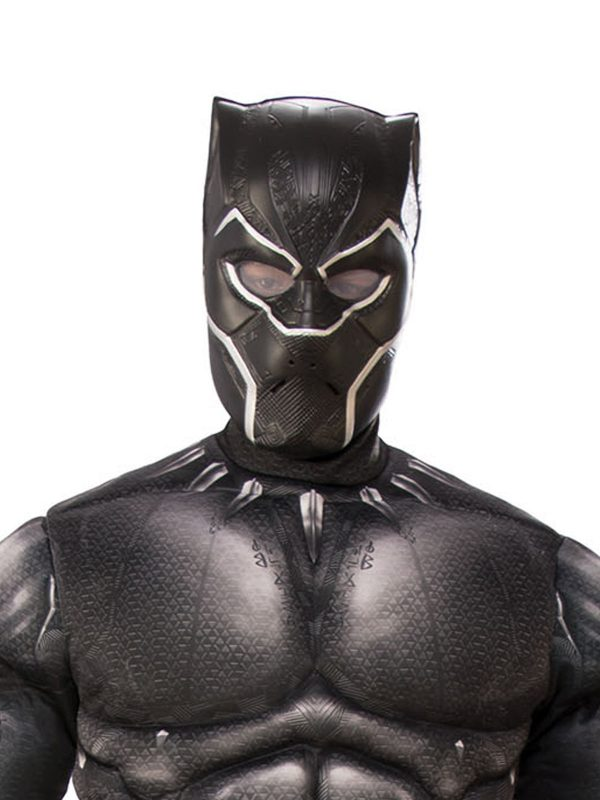 Black Panther Deluxe Adult
