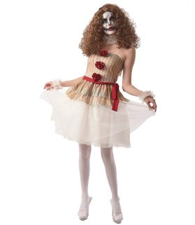 Adults Pennywise Clown Dress