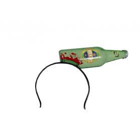 Beer Bottle Through The Head