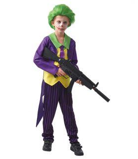 Childs Joker Costume