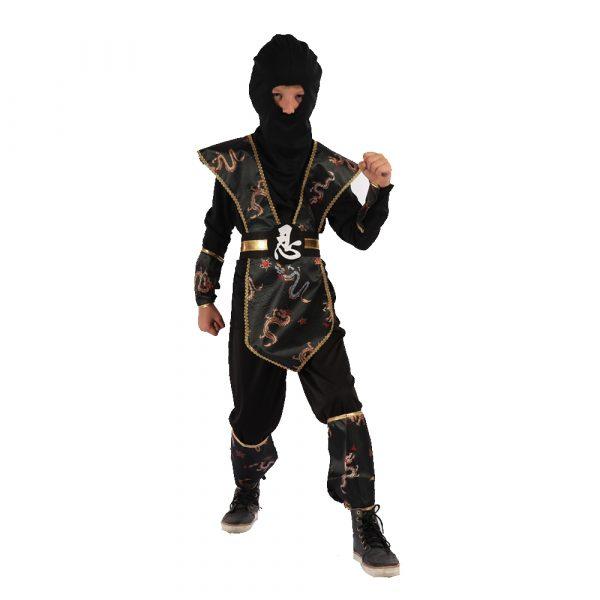 Ninja Black Dragon