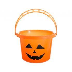 Orange Loot Bucket