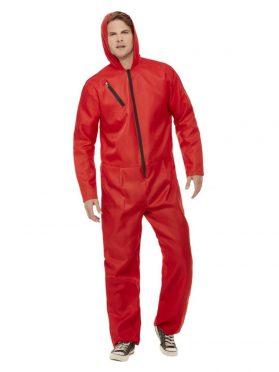 Red Boiler Suit